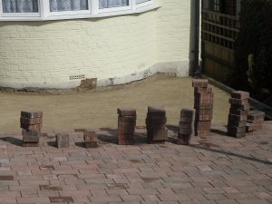 Block Paving Patio Repair
