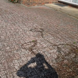 Block Paving Patio Cleaning