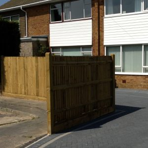Timber Fencing Installers
