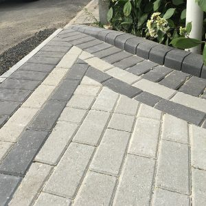 Crowborough Block paving driveways