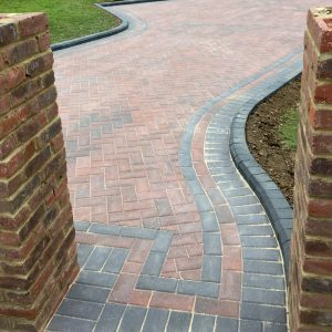 Block paved driveways Staplehurst