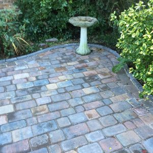 Block paving driveway contractor East Sussex