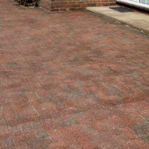 Block paving driveway repairs East Sussex