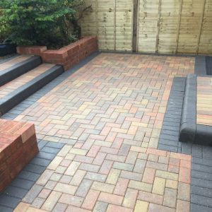 Block Paving Patio Fitter