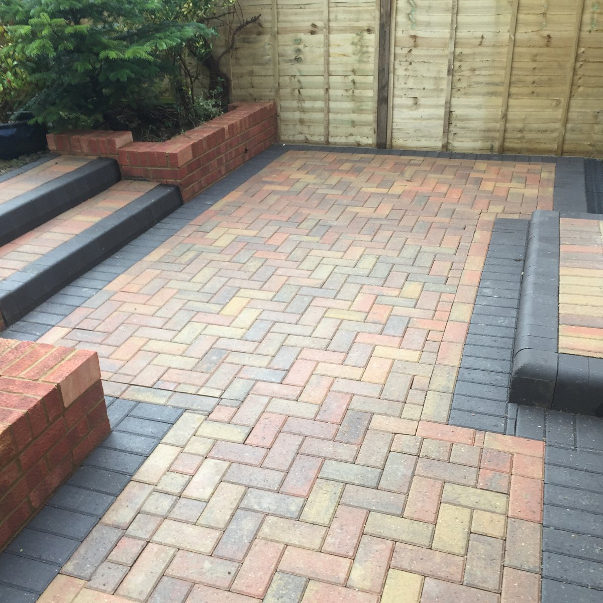 Brickwork Broadoak Paving