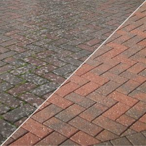St Leonards on Sea driveway cleaning contractor