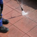 Patio Power Wash